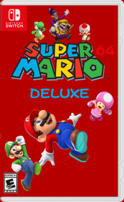 Super Mario 64 Deluxe | Fantendo - Nintendo Fanon Wiki