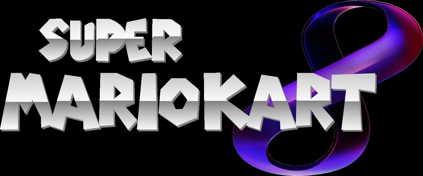 Image - Super Mario Kart 8 logo.png | Fantendo - Nintendo ...