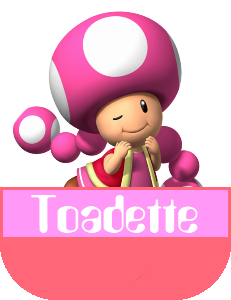 Toadette MR