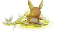 2.4.Alolan Raichu using Wild Charge