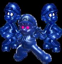 5.Shadow Mario Clones