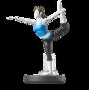 Amiibo WiiFitTrainer