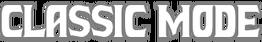 Classic Mode (SSBR)