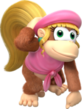 Dixie Kong - Donkey Kong Country Tropical Freeze