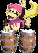 Dixie Kong Bongos DKonga2