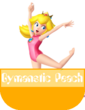 Gymnast Peach MR