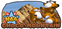 InfinityRemixCourse N64 Choco Mountain