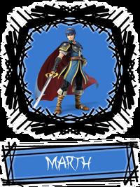 Marth SSBR