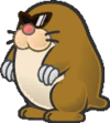 Monty Mole Beta
