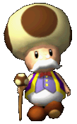 Toadsworth Yakuman
