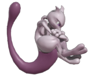 1.7.Mewtwo Floating