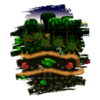 JSSB stage preview icon - Jungle Hijinxs