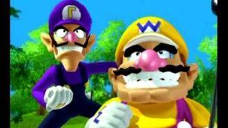 Mario Golf- Toadstool Tour Intro
