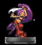 AssembleAmiibo Shantae
