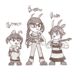 Bee Sisters pas