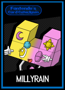 FCC Millyrain Card
