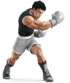 Little mac alternate costumes for new smash by daeron red fire-d76gr94 - Cópia