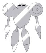 Metal Golem (Battlegrounders)