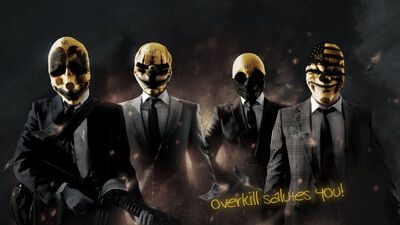 Payday the heist 145 wp the crew heat ds 2 by meloniii-d5d66al