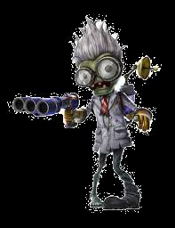 Plants vs Zombies Garden Warfare - Scientist