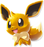 Pokemon Rumble SP - Eevee