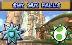 Shy Guy Falls MKSR