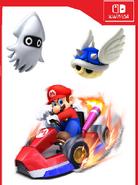 Speed dash cover