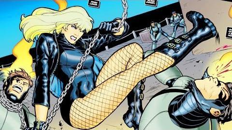Superhero Origins Black Canary