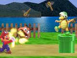 Super Smash Bros: Computerboy Edition/Adventure Mode