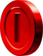 Red CoinSMWWii