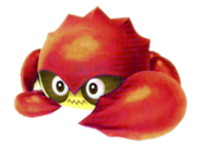 Red Crabber SM3DW