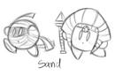 Sandkirb concepts