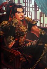Sun Ce Artwork (DW9)