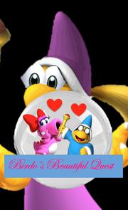 Birdo's Beautiful Quest Game Cover