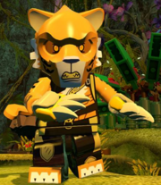 Bronze Tiger (Lego Batman 4)