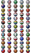 Country Symbols 1