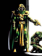 Kobra (Jeffrey Burr) (DC Comics)