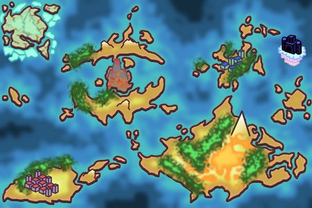 Melodius Islands