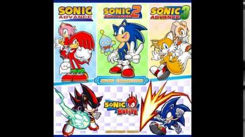 Sonic Advance 3 (Remastered) - Final Boss Clear