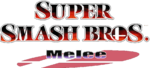 Super Smash Bros. Melee logo