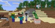 Teaser (Minecraft Party)