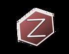 Z Badge Silver