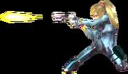 1.7.Zero Suit Samus shooting forward