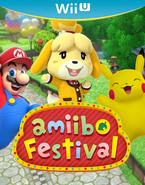 Amiibo festival boxart