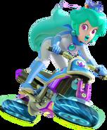 Icy Peach - Mario Kart 8