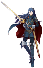 Lucina (Project X Zone 2)