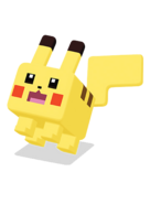 Pikachu - Pokemon Quest