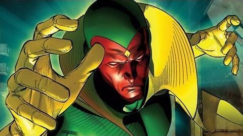 Superhero Origins The Vision