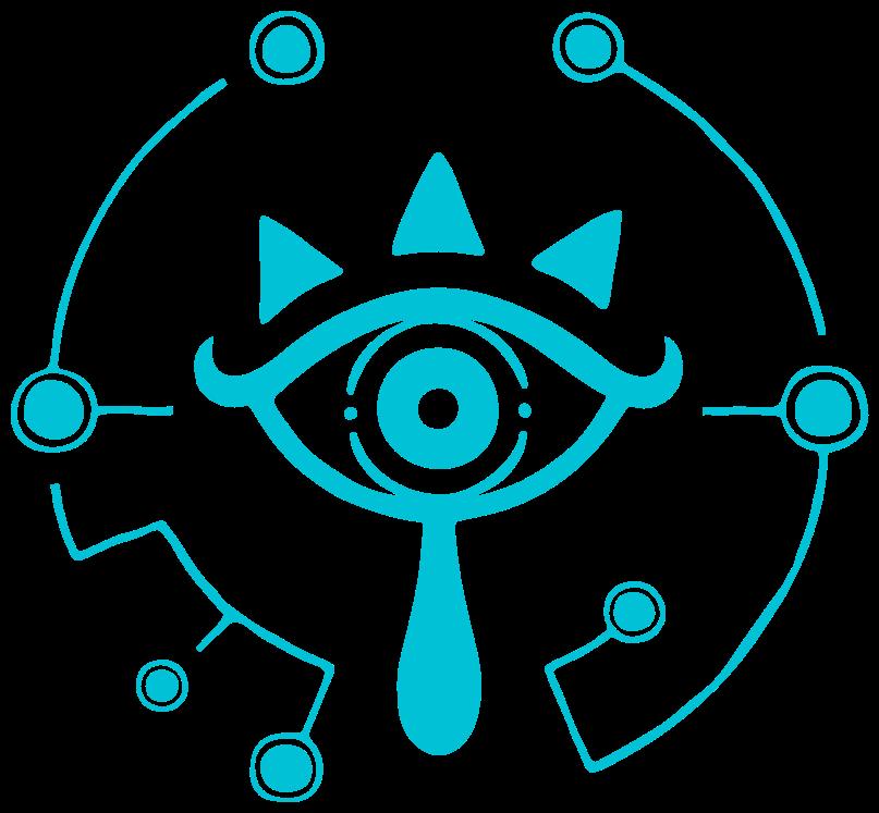 Image Botw Blue Sheikah Eye Symbolg Fantendo Nintendo Fanon