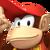 Diddy Kong Spirit Icon SSBE